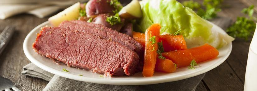 Where To Get Corned Beef and Cabbage in Tinley Park