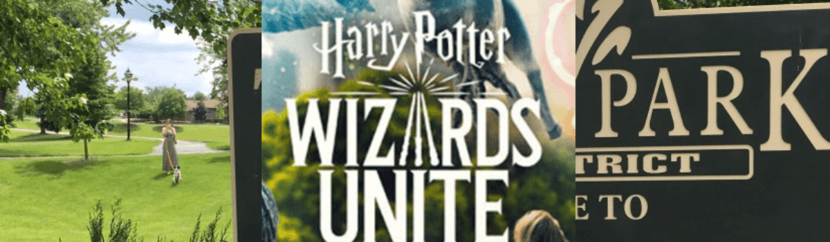 Harry Potter Wizards Unite Game Review