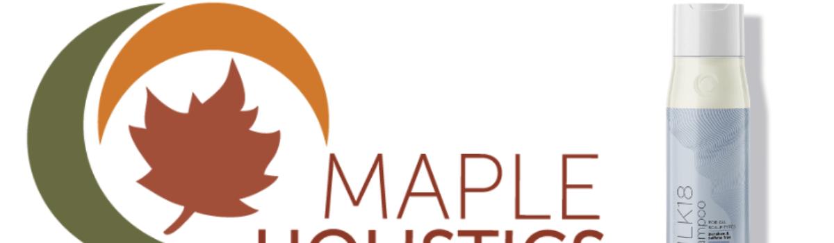 Maple Holistic Silk18 Shampoo — Review