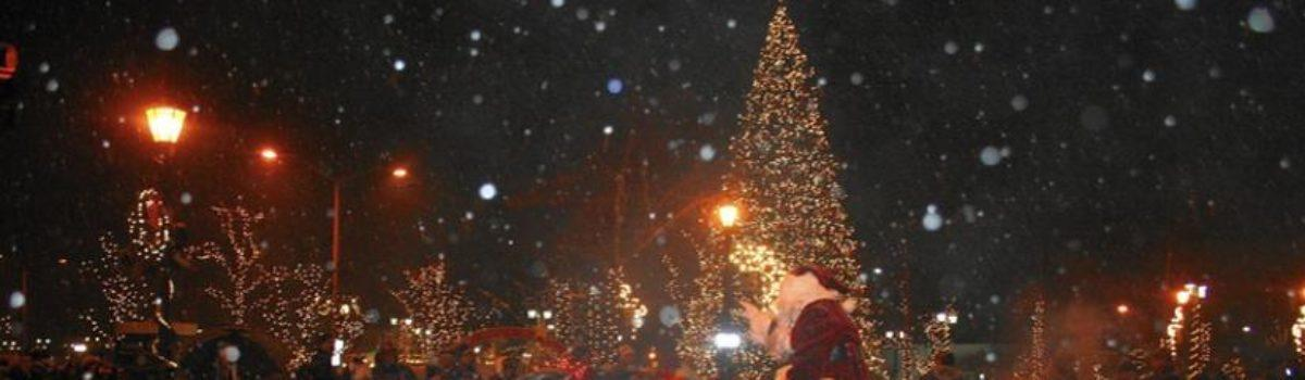 Tinley Park Christmas Tree Lighting Ceremony And Holiday Happenings