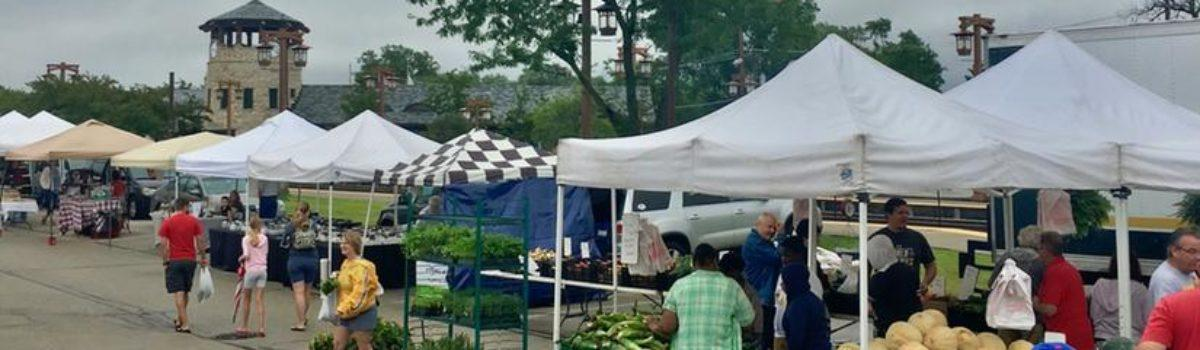 The Tinley Park Farmer's Market