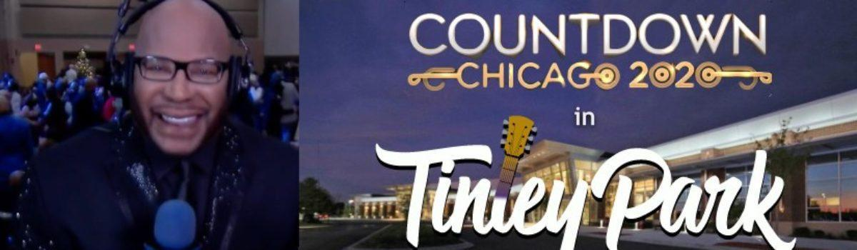 ABC7's New Years Countdown Chicago 2020 in Tinley Park