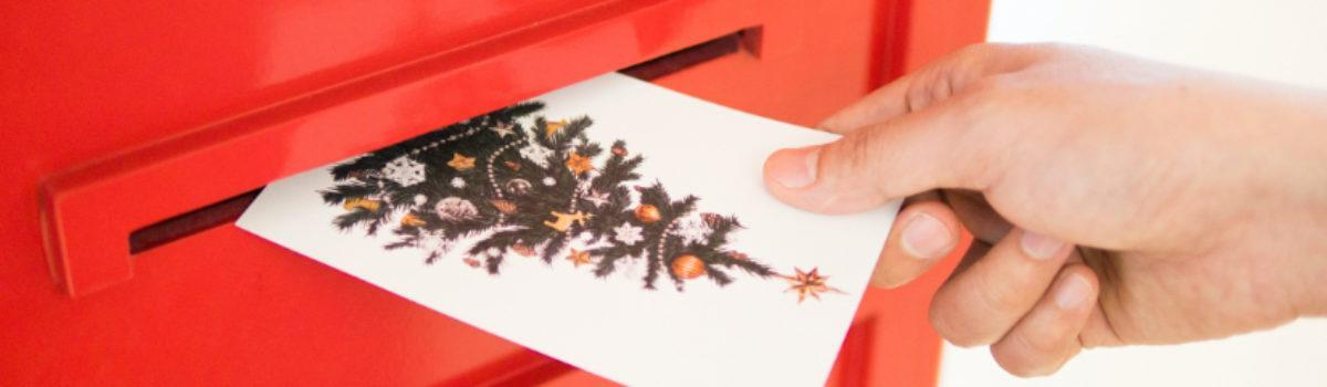 Does Anyone Still Send Christmas Cards?
