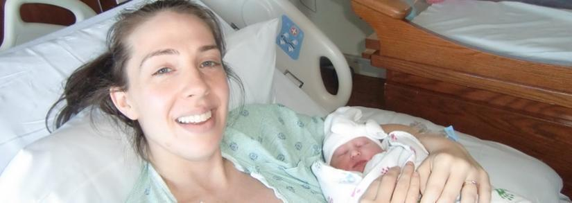 Officially A Mom – My Labor and Delivery Experience