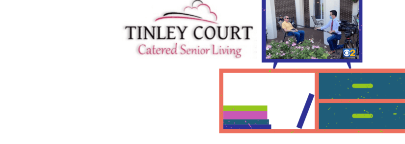 Tinley Court Senior Living In Tinley Park Segment On CBS Chicago News