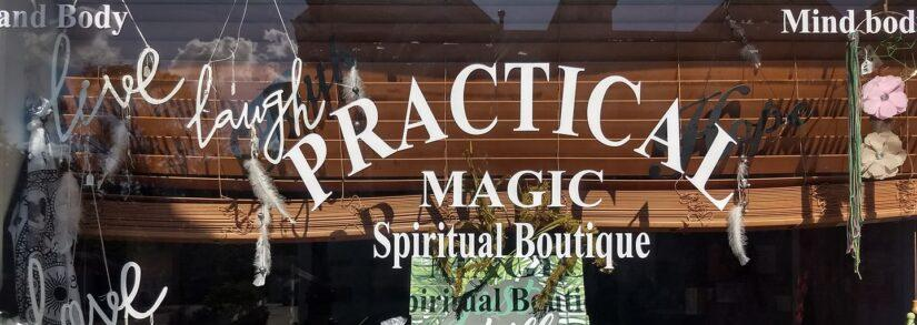 Angel Tarot Card Reading at Tinley Park Practical Magic Boutique — Black Owned Business Spotlight