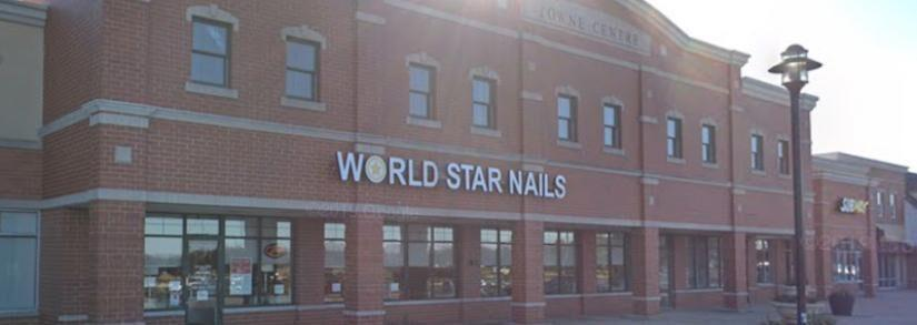 World Star Nails – Formerly VIP Nails, Tinley Park – Review