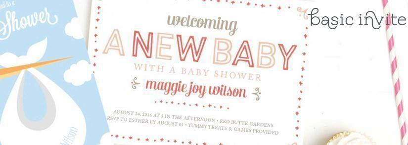 The Custom Baby Shower Invitations Company I Wish I Had Known About