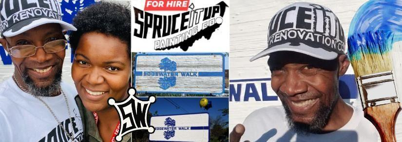 Spruce It Up Painting Co. Founder Interview: Spirit Man, Donald Burnett