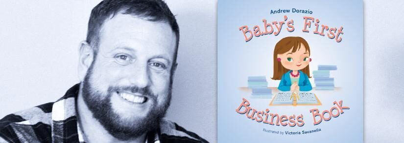 Chicago Southland Dad Writes Empowering Business Book For Babies