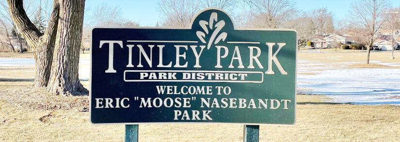 """Eric """"Moose"""" Nasebandt Park in Tinley Park"""