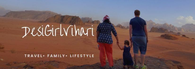 Krithika Diamante Interview — Desi Girl Vihari Travel
