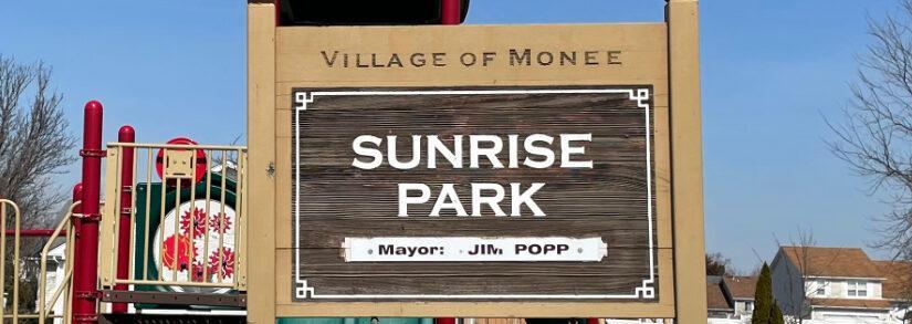 Sunrise Park In Monee