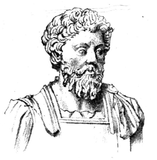 Marcus Aurelius Antoninus - Drawing