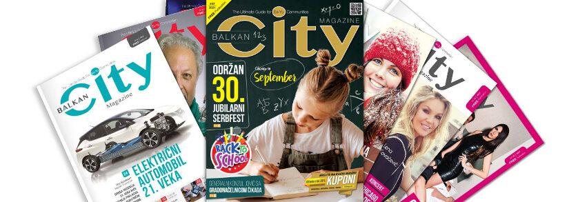 Balkan City Magazine — A Community Connector for Chicago Serbs