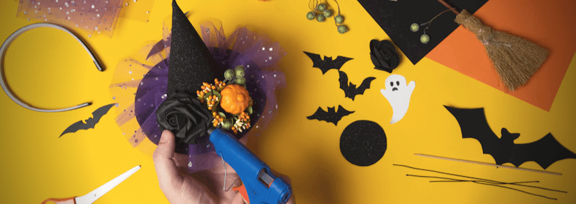 Halloween Craft Idea : Witch Hat Decorating Contest For Tinley Park Kids