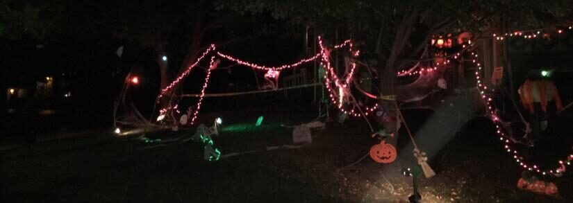 Village Seeks Decorated Houses For 2nd Tinley Park Halloween Contest